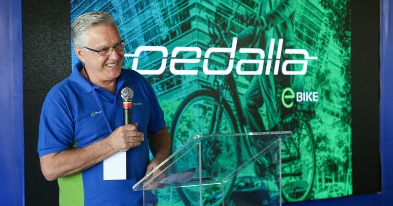 Thema realiza evento de lançamento da marca Pedalla