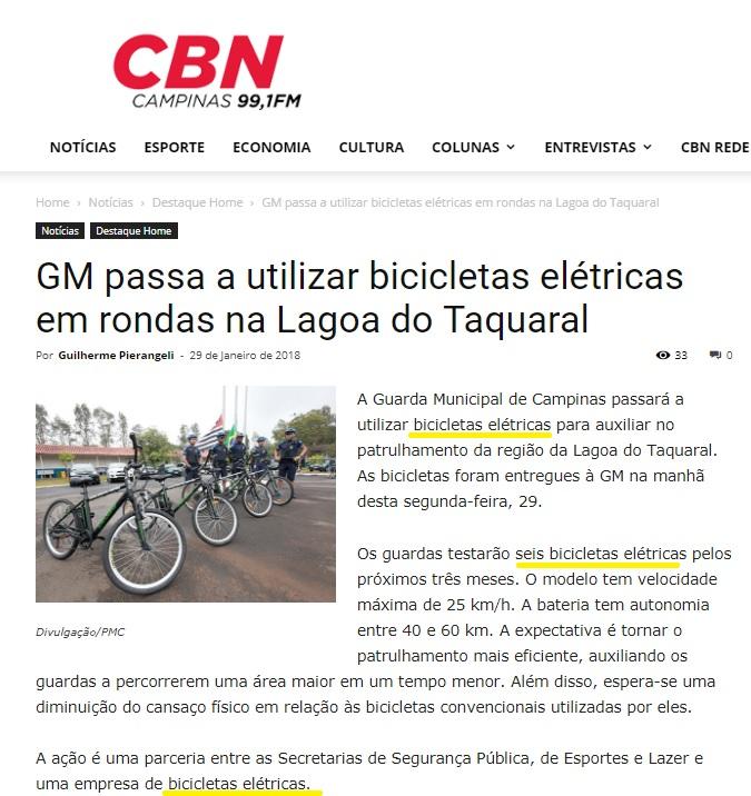CBN 29 DE JANEIRO GM