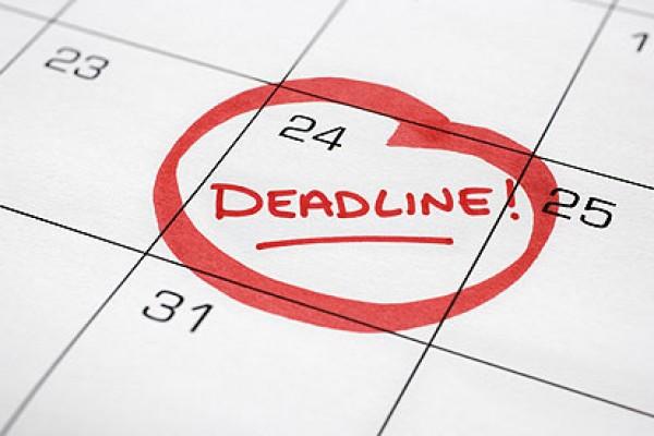 A importância do deadline e o desafio de atender a imprensa